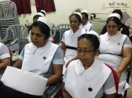 Sati Pasala Mindfulness Programme at Ragama Hospital (7)