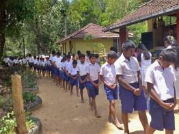 Sati Pasala at Dowa Vidyallaya, Dowa, Bandarawela - 15th March 2019