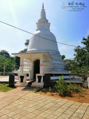 Sati Pasala at Sri Subadraramaya, Boyagama Galigamuwa (1)