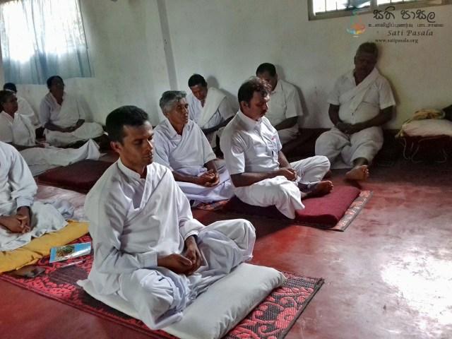 Sati Pasala introduction program at Ellewela Sri Aswaththarama Viharaya, Hakmana, Matara