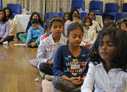 Mindfulness Day Camp - UK Sati Family