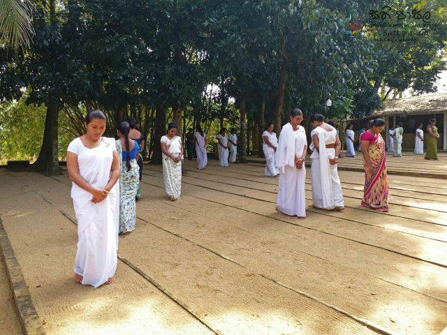 Mindfulness Programme for Primary Teachers, Negombo Education Zone