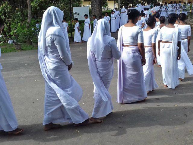 Sati Pasala Program at Mahaweli National College of Education, Polgolla