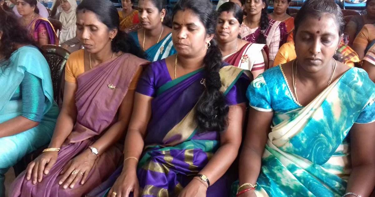Sati Pasala Programme at Saraswathy Kanishta Vidyalaya, Badulla
