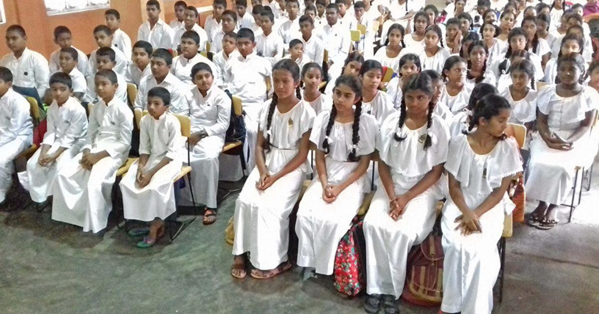 Sati Pasala Program for Daham Pasal Prefects