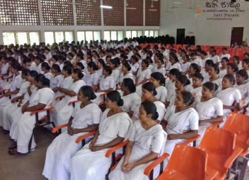 Student Teacher Training Programme at Siyane National College of Education, Veyangoda