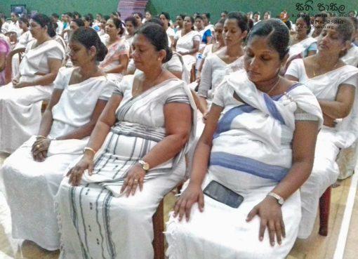 Mindfulness for Kegalu Balika Vidyalaya, Kegalle