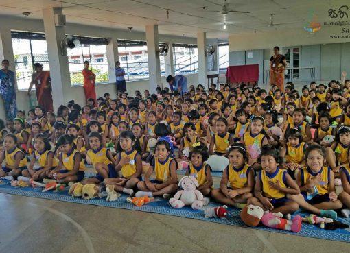 Sati Pasala Mindfulness Program at Musaeus Nursery