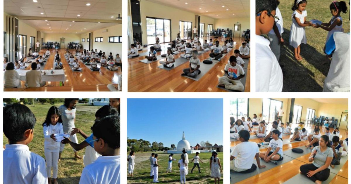 Sati Pasala – Melbourne at Dhamma Sarana Vihara: Session Report – December 2019