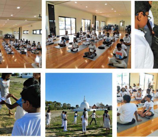 Sati Pasala – Melbourne at Dhamma Sarana Vihara: Session Report – December 2019