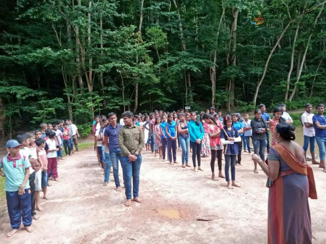 Sati Pasala Program at Dunumadalawa Forest Reserve