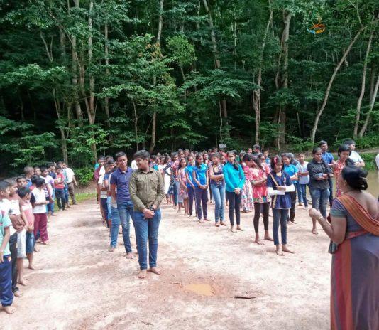 Sati Pasala Program at Dunumadalawa Forest Reserve