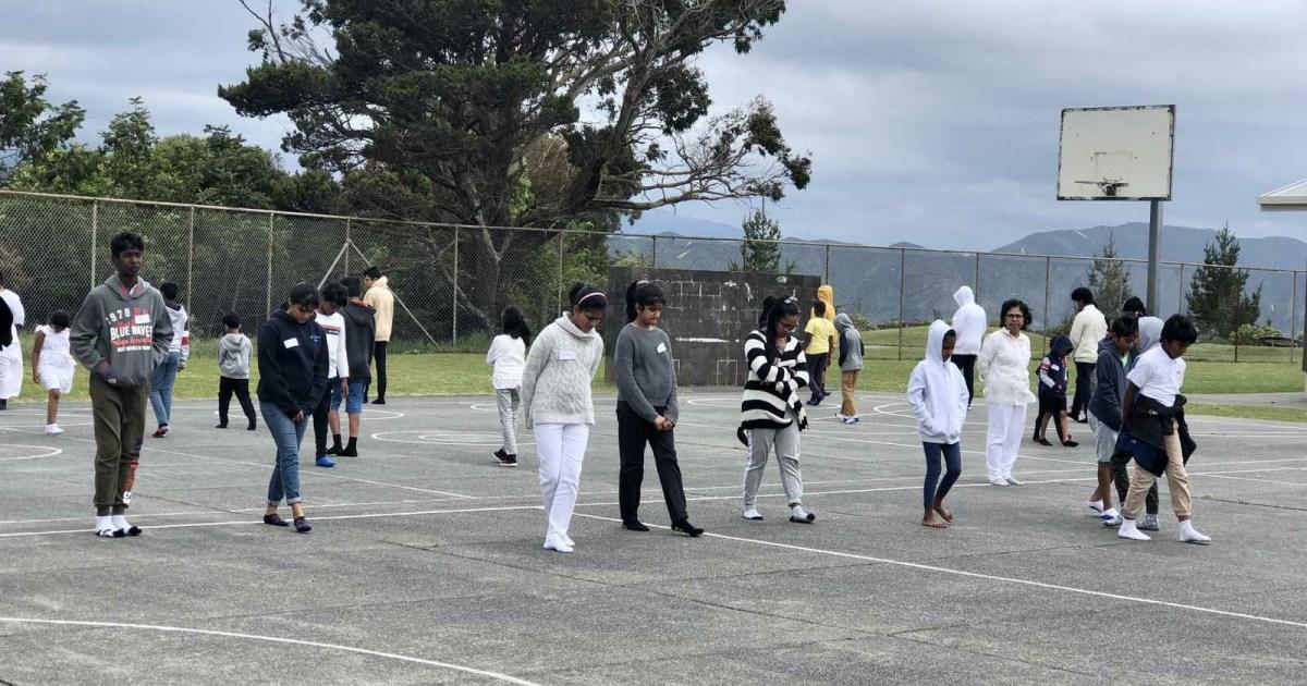 Workshop on Mindfulness Held on 1st December 2019 in Wellington, New Zealand
