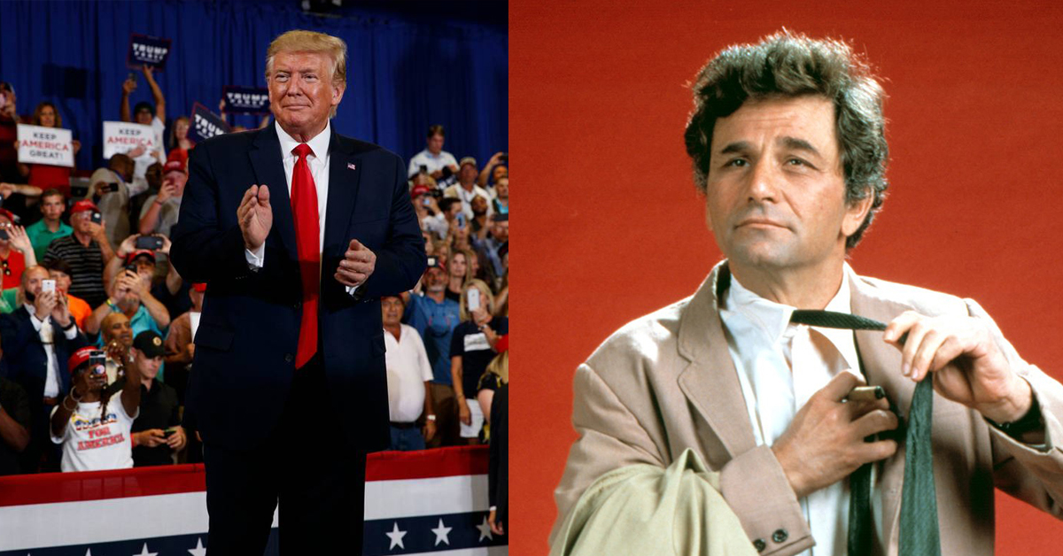 President Devastated Peter Falk Couldn't Attend White House Columbo Day Celebration