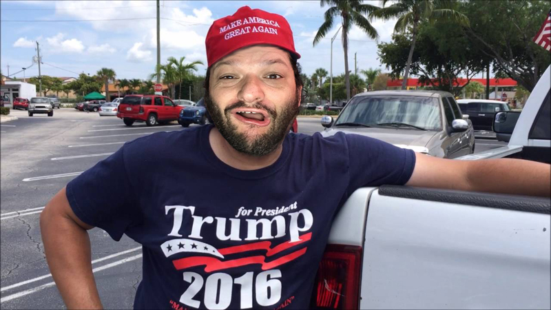"Trump Supporter Podcaster Won't Camp Out In Front Of WalMart Unless They Rename It ""White Friday"""
