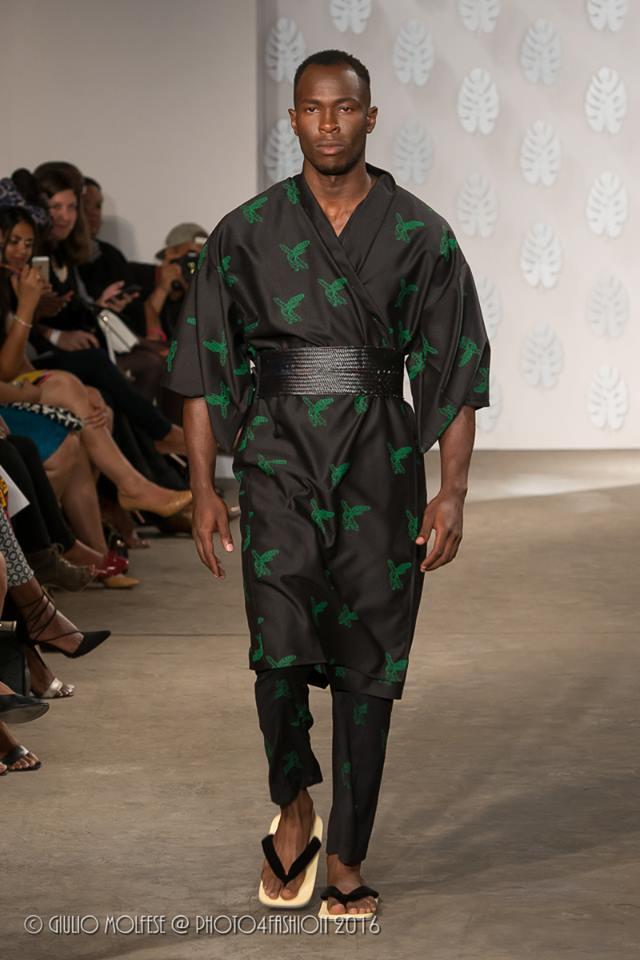 Meet The Male Models That Ruled Kampala Fashion Week