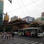 上海のお寺?