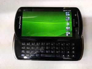 Xperia Pro MK16iの外観