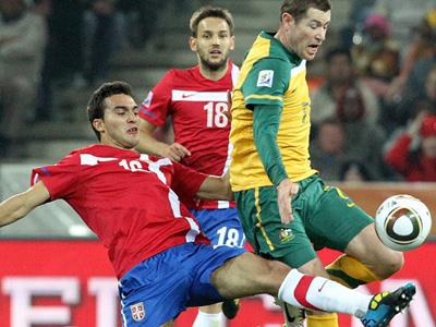 Şi sârbii pleacă umiliţi acasă