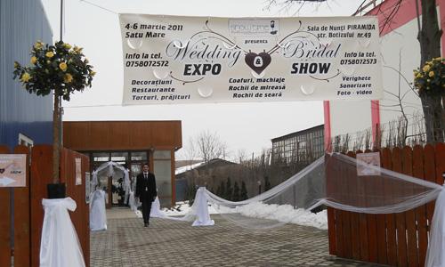 """Totul pentru o nuntă ca-n poveşti – la """"Weddind Expo & Bridal Show"""""""