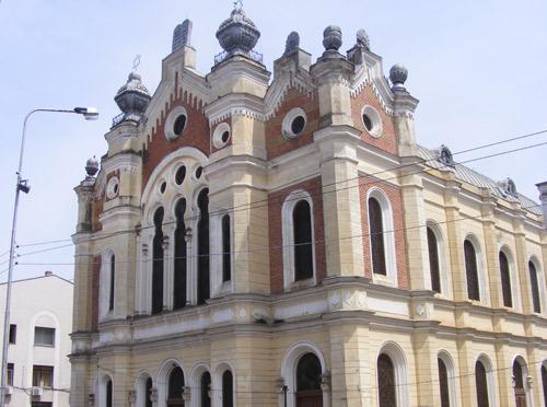 Concert de muzică Klezmer la Sinagoga Mare