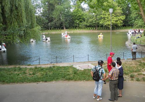 Parcurile Sătmarului