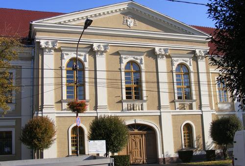 Palatul Episcopal romano-catolic