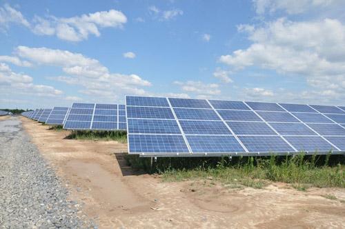 Parc-fotovoltaic
