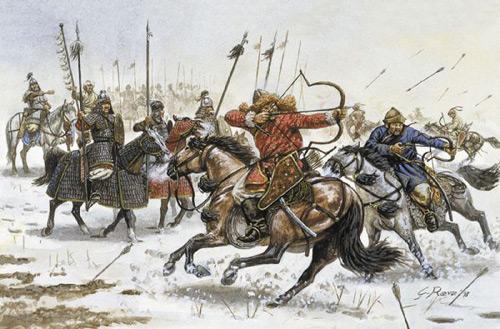 1717 – anul în care tătarii au prădat ţinuturile Sătmarului