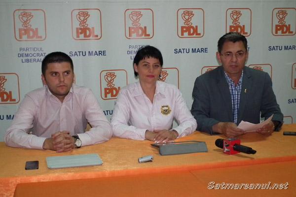 """Petre Mureşan: """"PDL este primul partid de dreapta pe eşichierul politic local"""""""