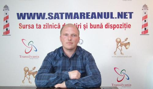 Manager de Satu Mare – Cristian Botiş