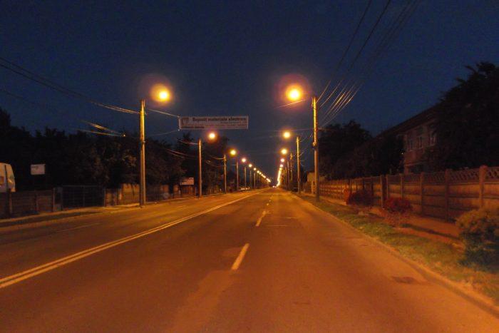 1 milion de euro anual, pentru iluminatul public în municipiul Satu Mare