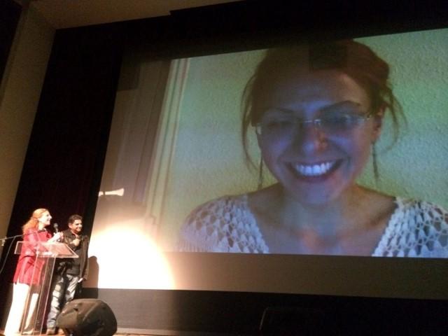 """Regizorul Paula Oneț, laureată la Festivalul """"AegeanDocs"""" 2014, din Grecia"""