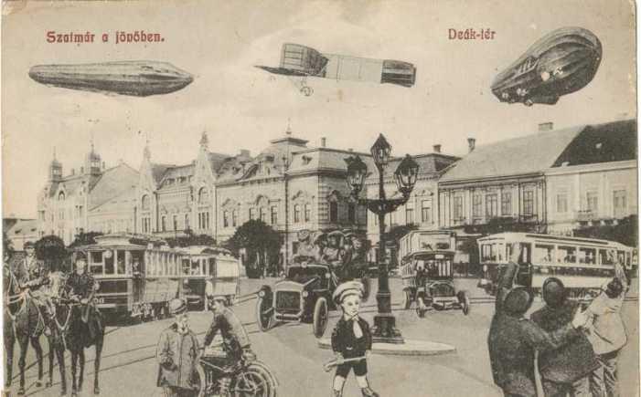 Satu Mare: Amintiri despre viitor