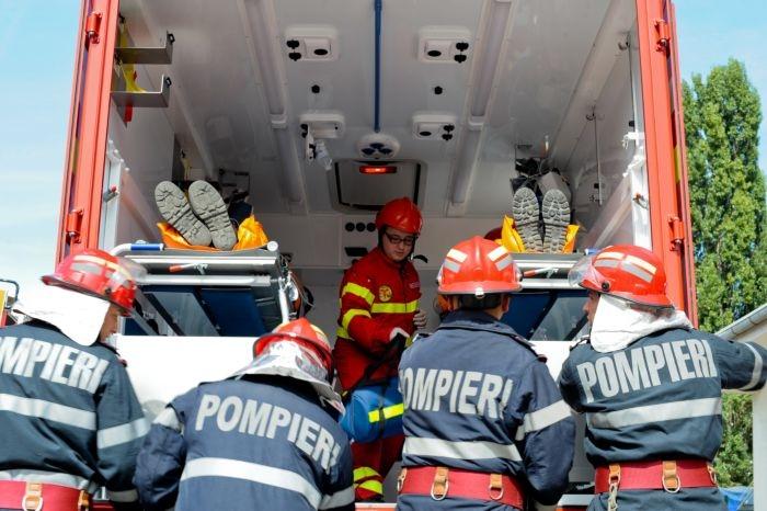 Vrei să fii pompier voluntar ? Iată ce trebuie să faci