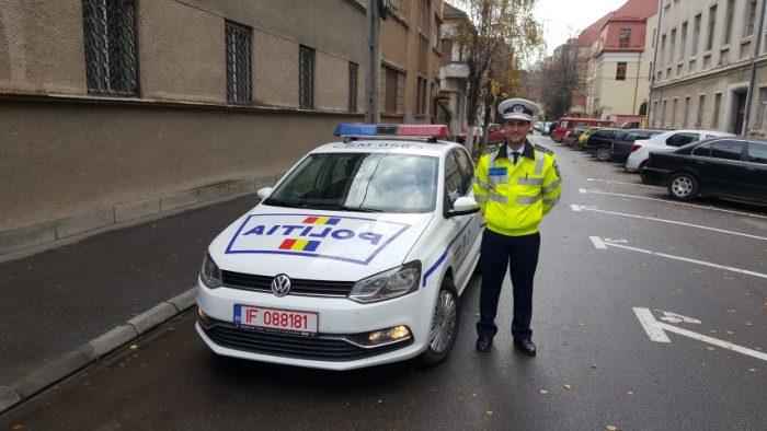 Mașini noi pentru IPJ Satu Mare