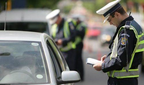 Trei șoferi au rămas fără permisele de conducere
