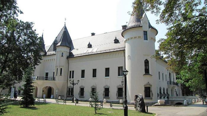 Expoziție de fotografie la Castelul din Carei
