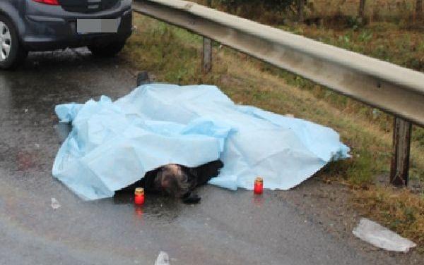 Tragedie în localitatea Lazuri. Șoferul și-a lăsat victima să moară pe drum