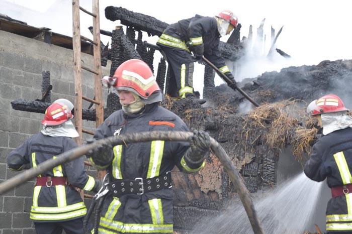 Incendiu în Poiana Codrului. Sătenii au oprit prăpădul