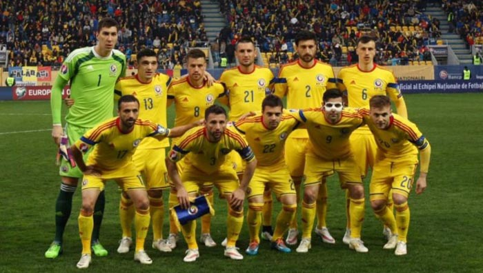 România pe locul 24 în clasamentul FIFA