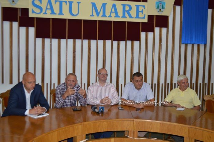 Ce planuri are noua conducere a CSM Satu Mare pentru echipa de baschet