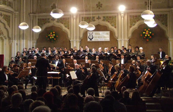 "Muzica lui Mozart la Filarmonica ""Dinu Lipatti"""