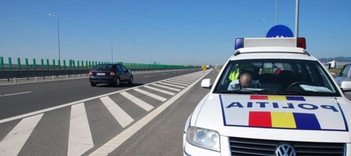 Doi sătmăreni și un polonez au înnebunit radarul ! Polițiștii i-au potolit