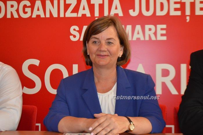 Ce spune Aurelia Fedorca despre situația din PSD Satu Mare
