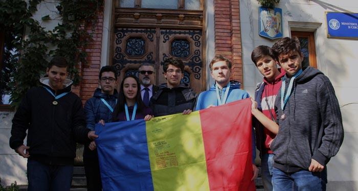 România a cucerit șapte medalii la Olimpiada Internaţională de Astronomie