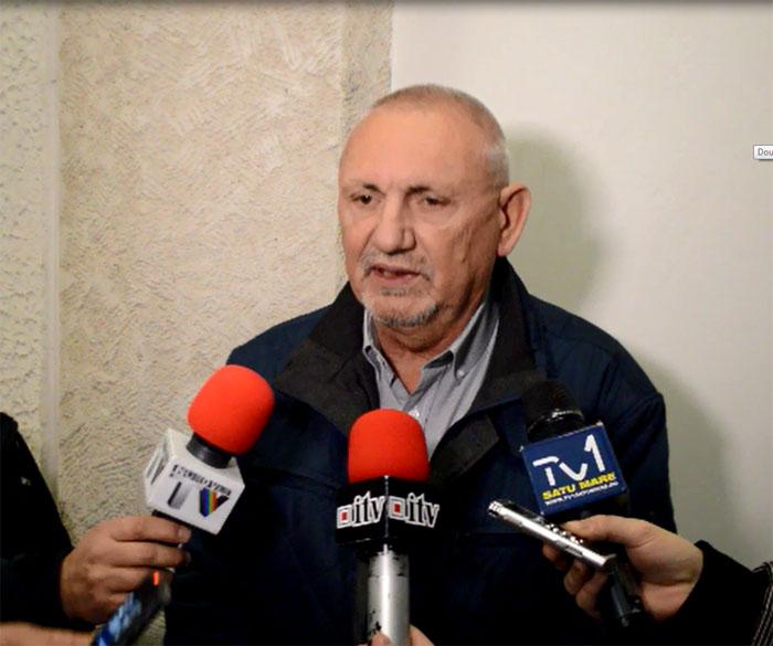 Vasile Fogel se gândește să demisioneze de la conducerea CSM Satu Mare