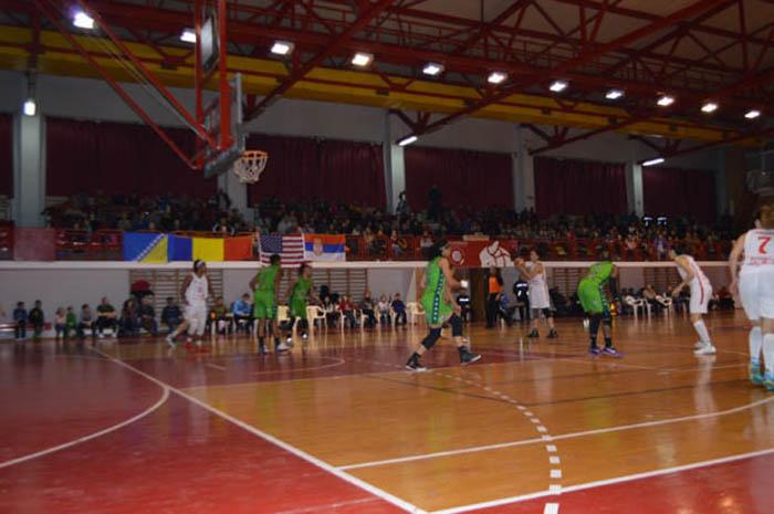 Baschet: CSM Satu Mare – ACS Sepsi SIC Sf. Gheorghe 67-72