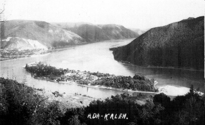 Ada Kaleh, insula înghițită de Dunăre (Film documentar)