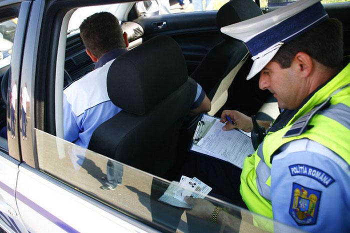 Jale pentru șoferi ! Amenzi cu nemiluita pentru neregulile din trafic